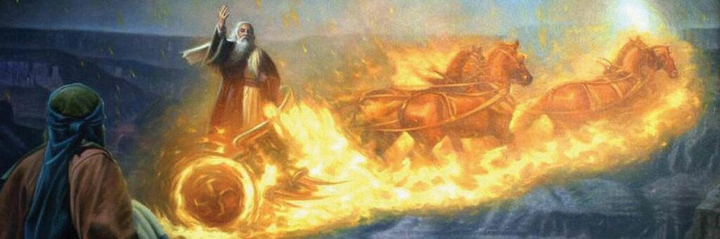 ICEJ: Elijah's Chariot