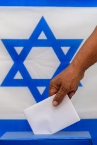 ICEJ: Israeli ballot box