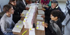 ICEJ: Bibles to UNESCO
