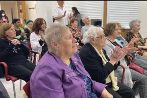 ICEJ: Haifa Home for Holocaust Survivors