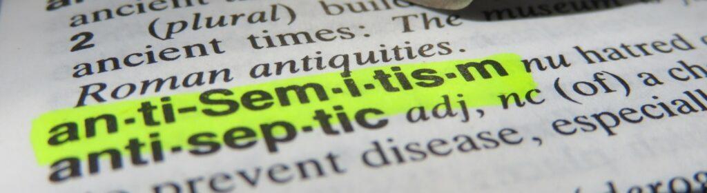 ICEJ: Antisemitism