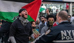 ICEJ: Anti-Jewish Rally in NYC