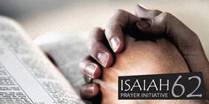 ICEJ: Isaiah 62 Prayer Initiative