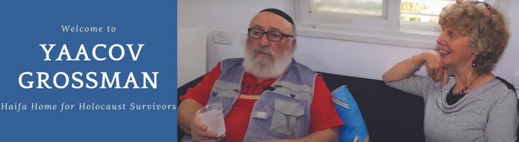 ICEJ_Holocaust_Survivor_Yaacov_Grossman