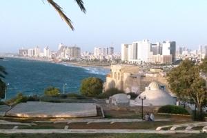 ICEJ_Tel-Aviv_Beach