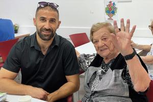 ICEJ_Haifa_Home_for_Holocaust_Survivors_Fadi